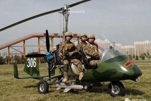 Trang bị trực thăng siêu nhỏ cho đặc nhiệm, Trung Quốc phạm sai lầm?