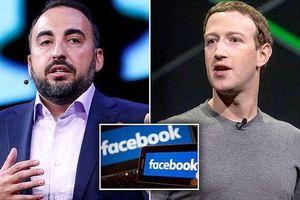 Cựu giám đốc cấp cao của Facebook kêu gọi Mark Zuckerberg từ chức