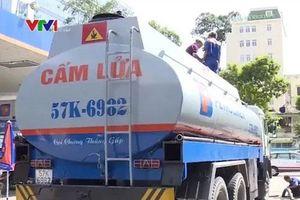 Việt Nam nhập hơn 800.000 tấn xăng dầu trong tháng 4