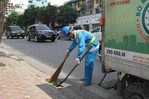 Chấp hành việc đổ rác đúng giờ, đúng nơi quy định: Đẹp thêm phố phường