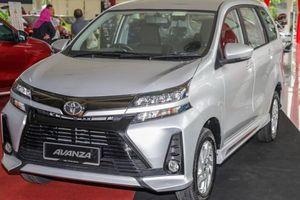 Toyota Avanza làm mưa làm gió ở Indonesia