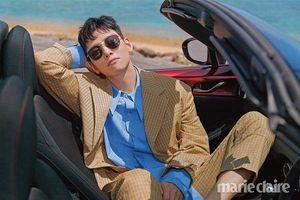 Ji Chang Wook gây thương nhớ trong bộ ảnh tạp chí đẹp không tì vết