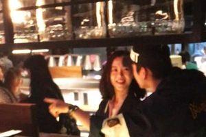 Bị nghi vào khách sạn cùng Vương Đại Lục, Kang Han Na phủ nhận tin hẹn hò lần 4