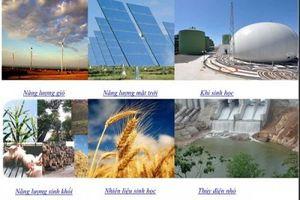 Phát triển năng lượng bền vững khu vực sông Mê Kông