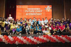 'Festival Kế toán 2019 - Bạn là kế toán trưởng tương lai' vinh danh Triple Kills
