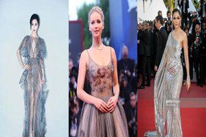 Những màn chọn váy xuyên thấu thông minh của sao quốc tế trên thảm đỏ