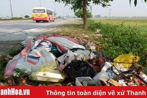 Xả rác nơi công cộng: Thói quen xấu cần phải thay đổi