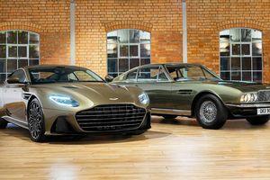Aston Martin tiếp tục tung phiên bản DBS Superleggera đặc biệt dành cho 007