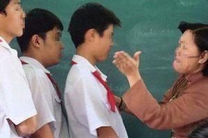 Giáo viên bạo hành học sinh - Thực trạng đáng báo động của ngành giáo dục