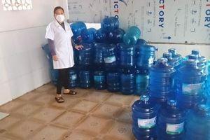 Vĩnh Phúc: Kiểm tra chấp hành pháp luật an toàn thực phẩm nước AQUALAVIE