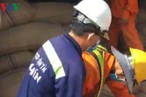 Phát hiện hơn 6 tấn vảy tê tê trong container tại cảng Cái Mép