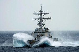 Hải quân Mỹ cùng đồng minh tập trận rầm rộ gần đảo Guam