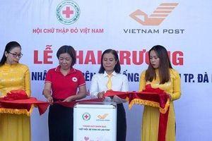 Đà Nẵng: Đặt thùng quỹ nhân đạo tại các bưu cục để mở rộng sự quan tâm của cộng đồng