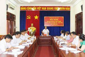 Gia Lai: Giao ban Khối Mặt trận và các đoàn thể chính trị - xã hội