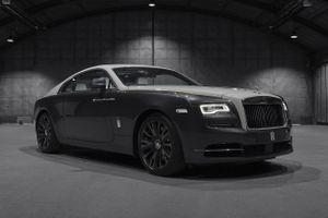 Rolls-Royce Wraith siêu sang tái hiện chuyến bay lịch sử 100 năm trước