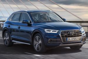 Audi Q5 phiên bản hybrid có tên 'e quattro', hiện đại hơn và đắt hơn