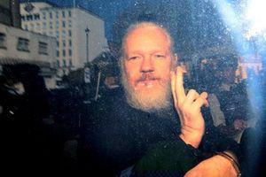 Nhà sáng lập Wikileaks đối mặt mức án lên tới 175 năm tù tại Mỹ