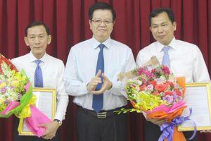 Thứ trưởng Bộ KH&ĐT Lê Quang Mạnh được chỉ định làm Phó bí thư Cần Thơ