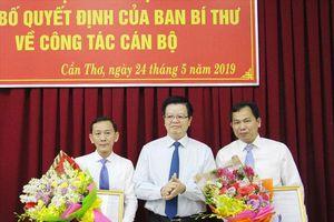 Thứ trưởng Bộ Kế hoạch Đầu tư được giới thiệu làm Chủ tịch UBND thành phố Cần Thơ