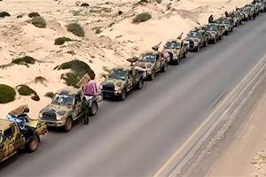 Ankara tiếp tục bơm vũ khí cho nhóm Hồi giáo ở Libya