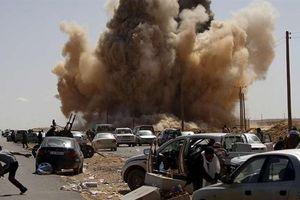 Nga từ chối chữa 'đám cháy' Libya: Trách nhiệm phương Tây