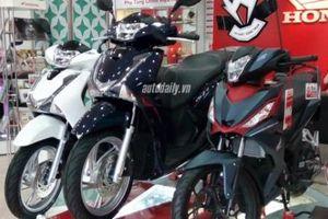 Honda sẽ tung ra thị trường 18 xe máy mới