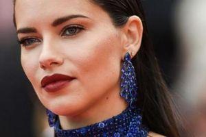 Siêu mẫu hàng đầu Brazil được trang điểm đẹp nhất Cannes 2019