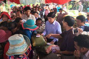 Giúp các gia đình gốc Việt khu vực Biển Hồ sớm ổn định cuộc sống