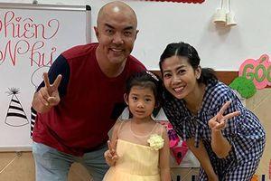 Mai Phương giải thích lý do tổ chức sinh nhật sớm cho con gái