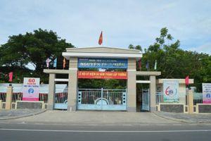 Sẽ di dời và xây dựng mới ngôi trường THPT Nguyễn Duy Hiệu