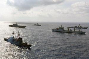 Mỹ xem xét trừng phạt hành động 'phi pháp và nguy hiểm' của Trung Quốc ở biển Đông