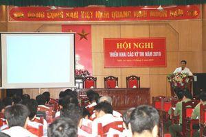 Nghệ An: Bố trí phương án hỗ trợ thí sinh khó khăn, vùng sâu, vùng xa tham dự các kỳ thi