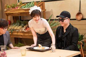 Hari Won làm phục vụ nhà hàng dành cho người nổi tiếng