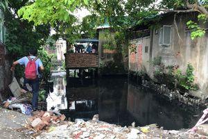 Quận Bình Thạnh ngập vì... thiếu tiền