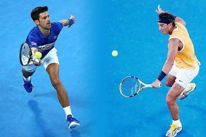 Djokovic và Nadal là 2 hạt giống hàng đầu ở Roland Garros