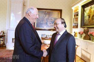 Thủ tướng hội kiến Nhà vua Na Uy