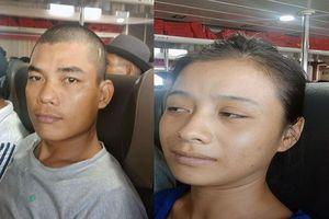 Khởi tố cặp đôi táo tợn bắt cóc cháu bé 17 tháng tuổi ở Phú Quốc