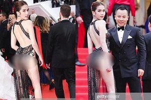 Bị chê gợi dục, Ngọc Trinh vẫn tự hào nói ồn ào thảm đỏ Cannes là 'màn trình diễn để đời'