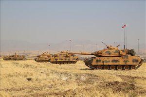 Thổ Nhĩ Kỳ tiến hành hàng loạt cuộc tập trận quân sự