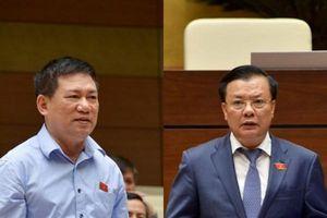 Vì chuyện truy thu thuế, Bộ trưởng Tài chính và Tổng Kiểm toán Nhà nước tranh cãi gay gắt