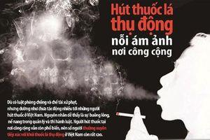 Nguy cơ từ hút thuốc lá thụ động