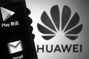 Google ra đòn bất ngờ khiến điện thoại Huawei như 'chết não'