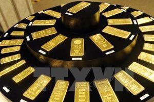 Giá vàng thế giới ngày 23/5 đi lên