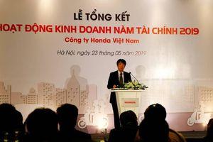 Năm 2019 có hơn 2,56 triệu xe máy Honda được bán tại Việt Nam