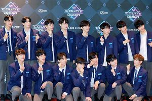 Produce X 101: Dàn thực tập sinh lớp A đẹp xuất thần, đổ bộ thảm đỏ sân khấu 'M Countdown'