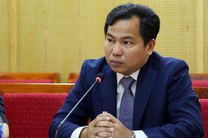 Luân chuyển Thứ trưởng Lê Quang Mạnh về giữ chức Phó Bí thư Thành ủy Cần Thơ