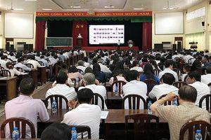 700 thầy cô dự tập huấn phòng, chống bạo lực học đường