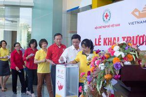 Khai trương 'Thùng quỹ nhân đạo' trên hệ thống Bưu điện thành phố Đà Nẵng