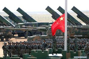 Clip: Chiêm ngưỡng sức mạnh quân sự Trung Quốc
