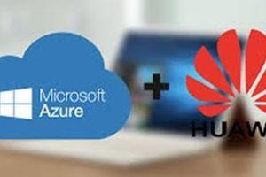 Vận đen dồn dập, Huawei mất thêm mảng máy chủ đám mây